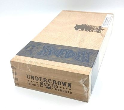 Picture of Undercrown Maduro Belicoso