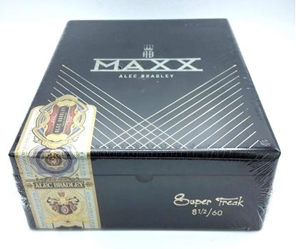 Picture of Alec Bradley MAXX Super Freak