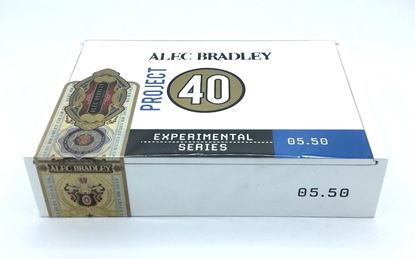 Picture of Alec Bradley Project 40 05.50-Robusto