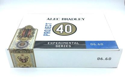 Picture of Alec Bradley Project 40 Gordo