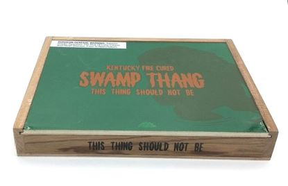 Picture of Kentucky Fire Cured Swamp Thang Toro Gift Set