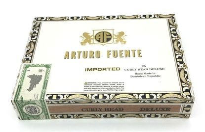 Picture of Arturo Fuente Curly Head Deluxe Natural