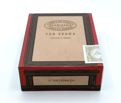 Picture of Curivari Sun Grown Maduro 654