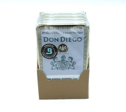 Picture of Don Diego Preludes