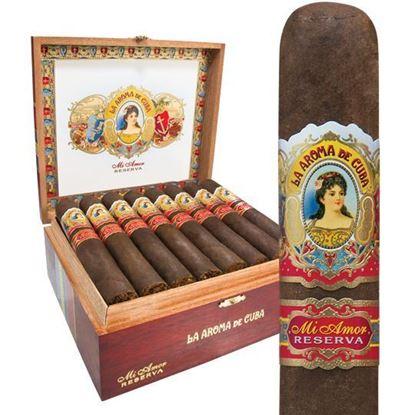Picture of La Aroma de Cuba Mi Amor Reserva Belicoso