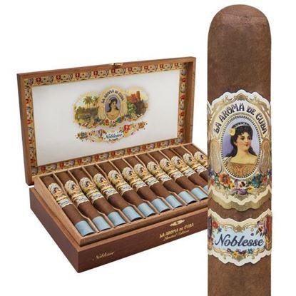 Picture of La Aroma De Cuba Noblesse Regency/Robusto