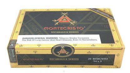 Picture of Montecristo Nicaragua Robusto