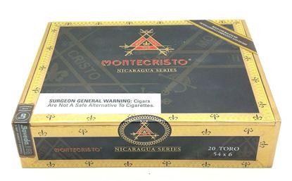 Picture of Montecristo Nicaragua Toro