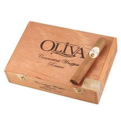 Picture of Oliva Connecticut Reserve Double Toro