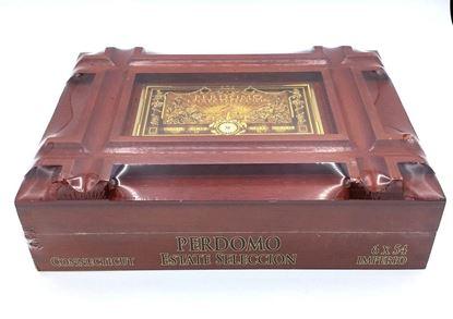 Picture of Perdomo ESV Box Press Connecticut 6x54