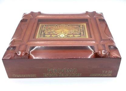 Picture of Perdomo ESV Box Press Connecticut 7x54