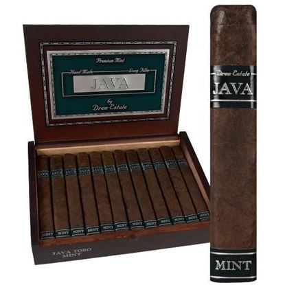 Picture of Rocky Patel Java Latte Robusto Mint