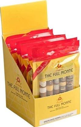 Picture of Montecristo The Full Monte Fresh-Loc Pack