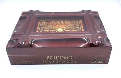 Picture of Perdomo ESV Box Press Sun Grown 6x54