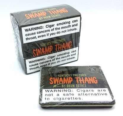 Picture of Kentucky Fire Cured Swamp Thang Tin