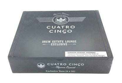 Picture of Joya De Nicaragua Cuatro Cinco Lounge Exclusive Toro