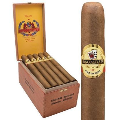 Picture of Baccarat Game Belicoso Maduro